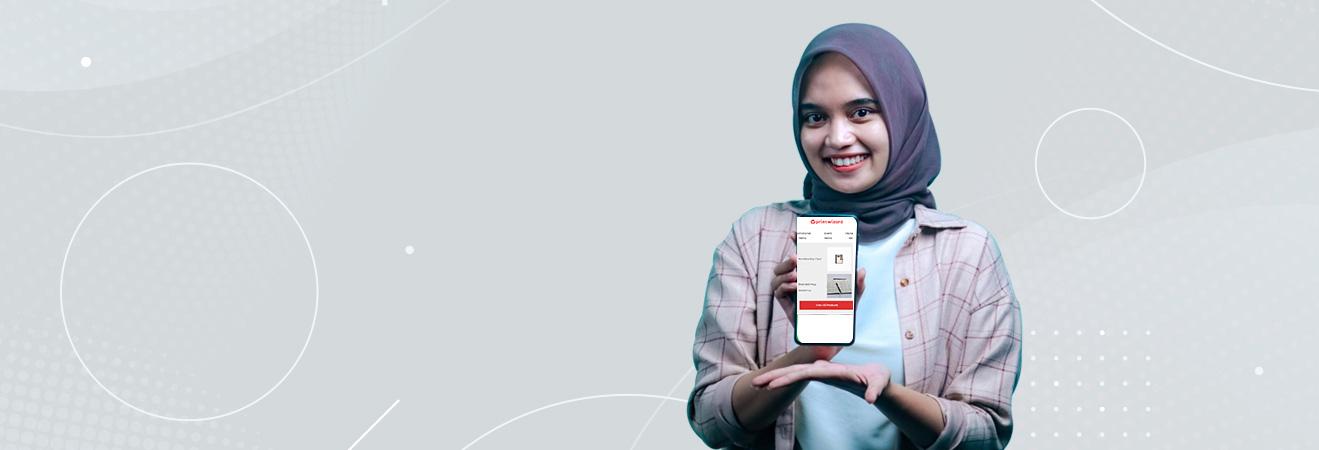 Lets you print online!